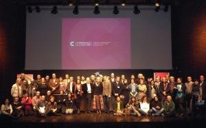 Foto de familia Conferencia de la Cultura